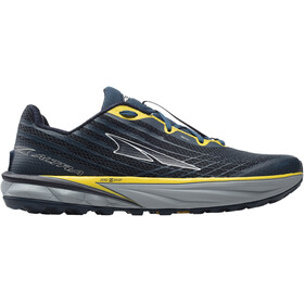 Altra Timp 2 Trail Running Shoes Men, marrocan blue/yellow